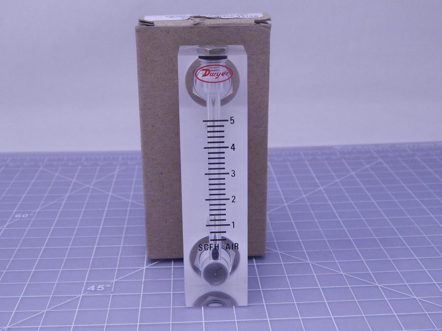 Dwyer VFA-3 VISI-FLOAT Flowmeter T128115 For Sale