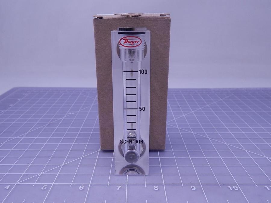Dwyer VFA-8 VISI-FLOAT Flowmeter T128172 For Sale