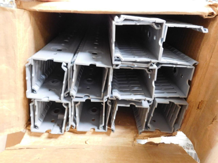 Lot of 18 Thomas & Betts TY15X2NPG6 Ty-Duct General Purpose Wiring Ducts T128325 For Sale