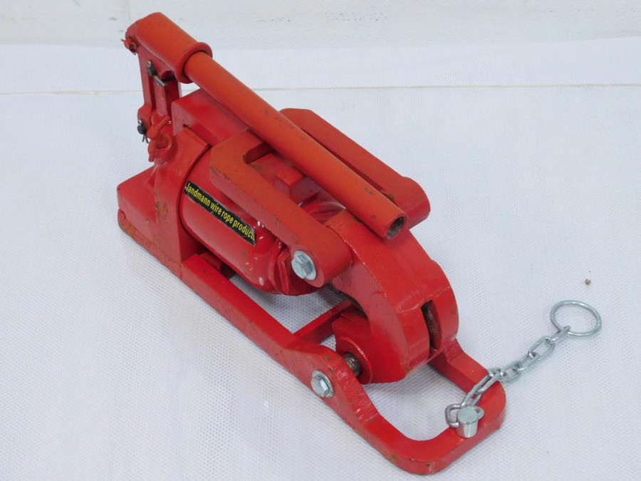 "Landmann Wire Rope Products TOCH1 Hydraulic Steel Cable Cutter (do not exceed 1 1/8"") T128104 For Sale"