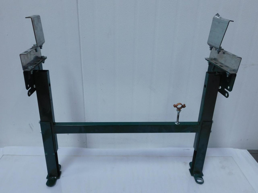 Lot of 20 Dematic Conveyor Legs 31x29 T128131 For Sale