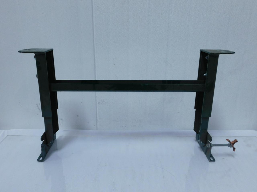 Lot of 22 Dematic Conveyor Legs 33x18 T128132 For Sale