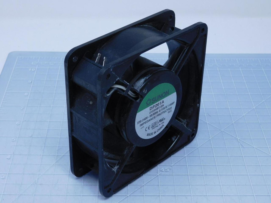 Sunon DP201A-2123HBTGN    FAN AXIAL 120X38MM 220/240VAC For Sale