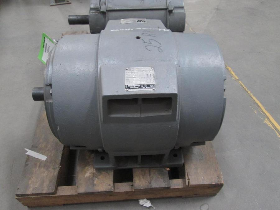 Westinghouse, B&M Machinery RD180230, TADP Motor T54651