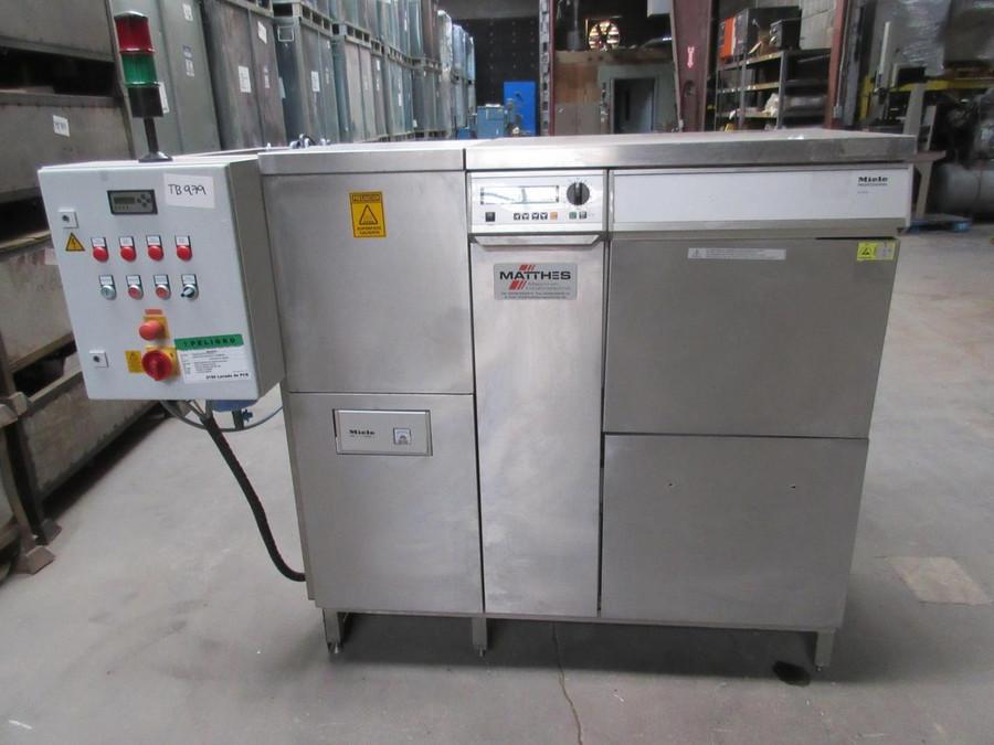 Miele Professional IR 6002 Lab Washer