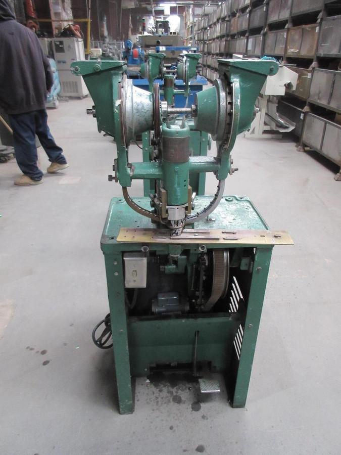 Dot Machinery M245-2, M245-81C-A Attaching Machine T57208