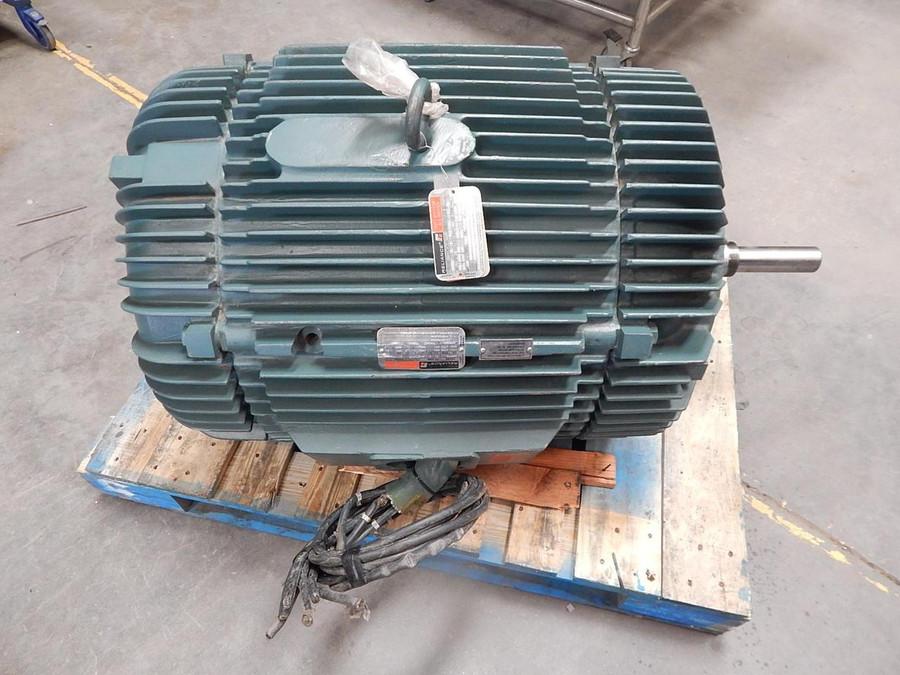 Reliance 2MJF73987 225 HP AC Motor Frame 445TCZ