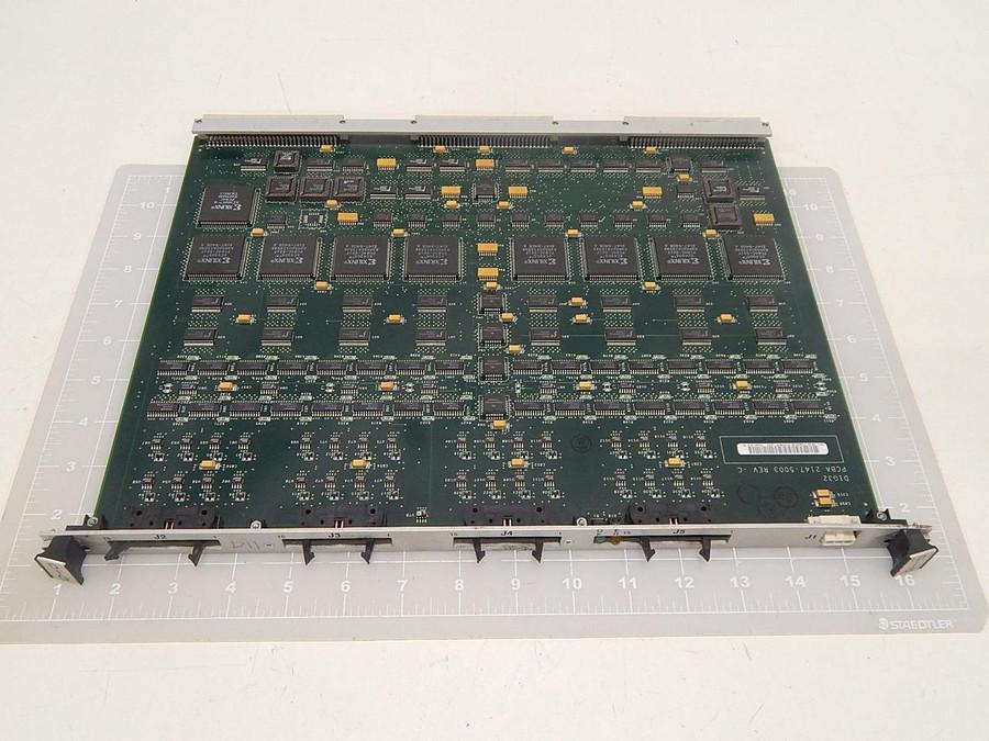 Adac Labs 2147-5003, 2147-2003 32 Channel Digitizer Board T70892