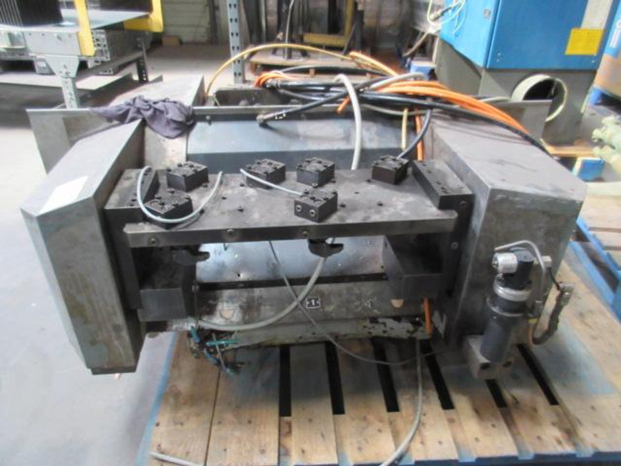 Peiseler GRT T60, 17874, ATSP 500/S, H68220100000, 17852 Indexer, Indexing Table T71150