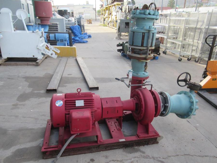 Bell & Gossett 1510 BF 11.875 CR2185-01 M30 Circulating Pump T74889