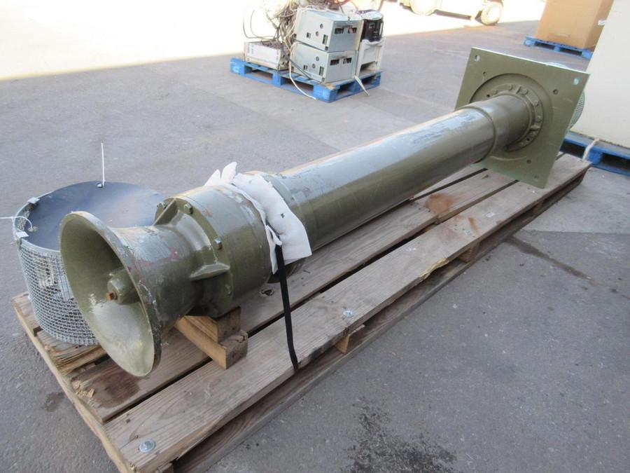 Johnston Pump 1/14CC  Submersible Water Pump 14CC 50ft head 40 BHP Well Pump