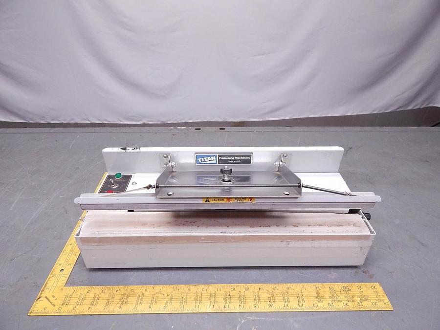 Audion Automation 902131 Titan Packaging Machine T80795
