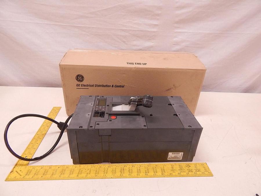 General Electric SKLC3608LS Spectra RMS Circuit Breaker 800 Amp 3 Poles T81453