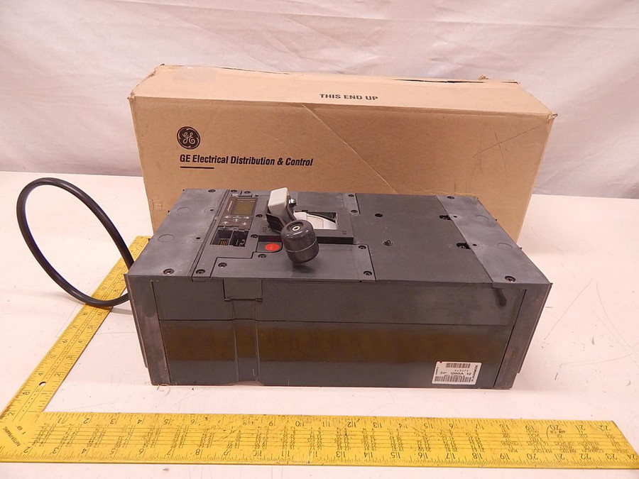 GE SKLC3612LS Spectra RMS Circuit Breaker 1200 Amp 3 Poles