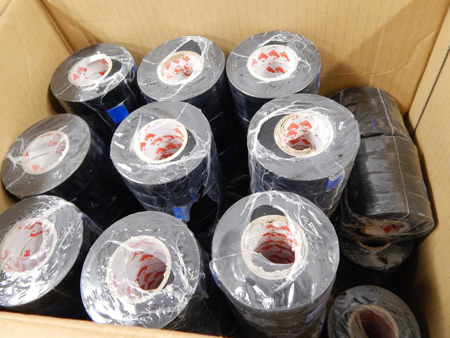 Lot of 175 Scapa PVC Electrical Insulation Tape T83771
