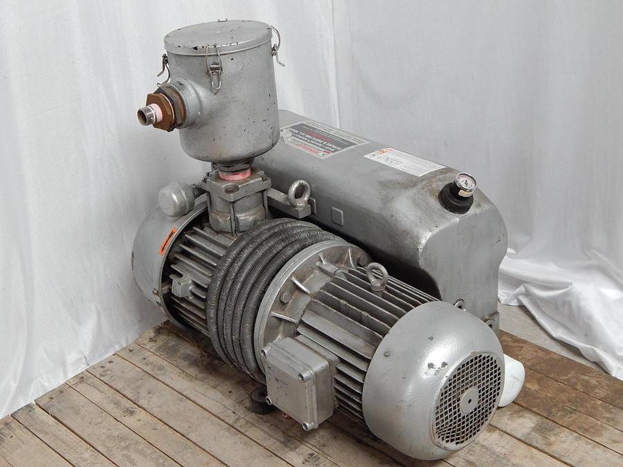 Busch Vacuum Katt 160-132 814 077 Vacuum Pump ( FN 132 S S) 0.5 mBar