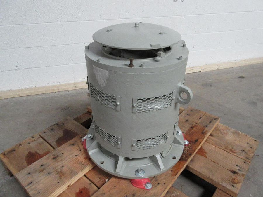 Hansome Energy Systems NSN 6105-01-287-5134 Vertical AC Motor 60 HP 440 V 1780 RPM 3 PH FRAME 365VY, Navy T89511 For Sale