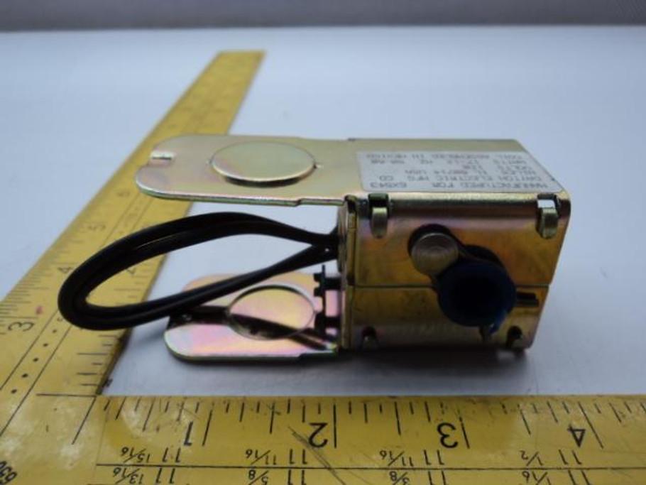 Dayton 6X542 Solenoid Valve Coil 24V T18911 Enclosures & Cases ...