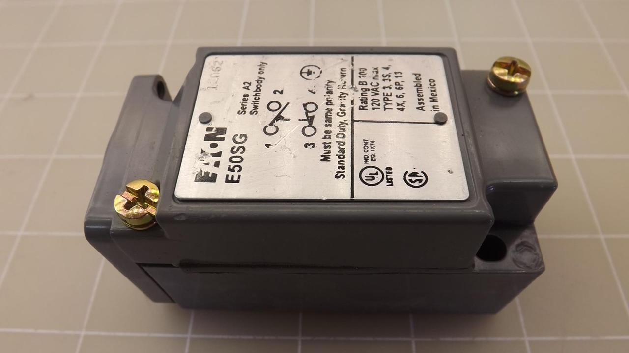 Eaton Cutler Hammer E50SG Limit Switch T25430