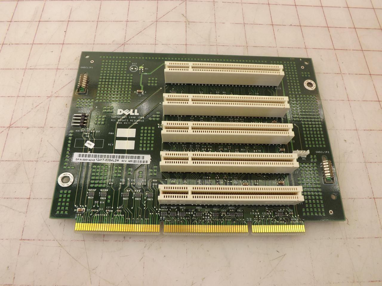 Dell 0001424D 12417 03B4L2M 6424d Extension Board T33358