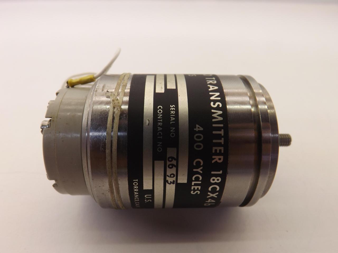 Vernitron 18CX4b Synchro Transmitter T36146