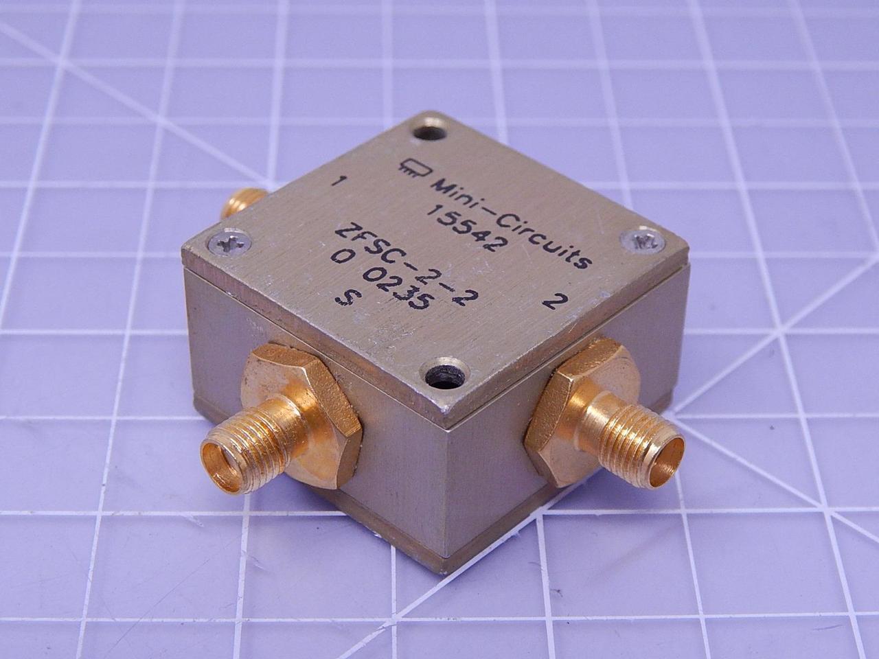 Mini-Circuits ZFSC-2-2 Power Splitter T111086