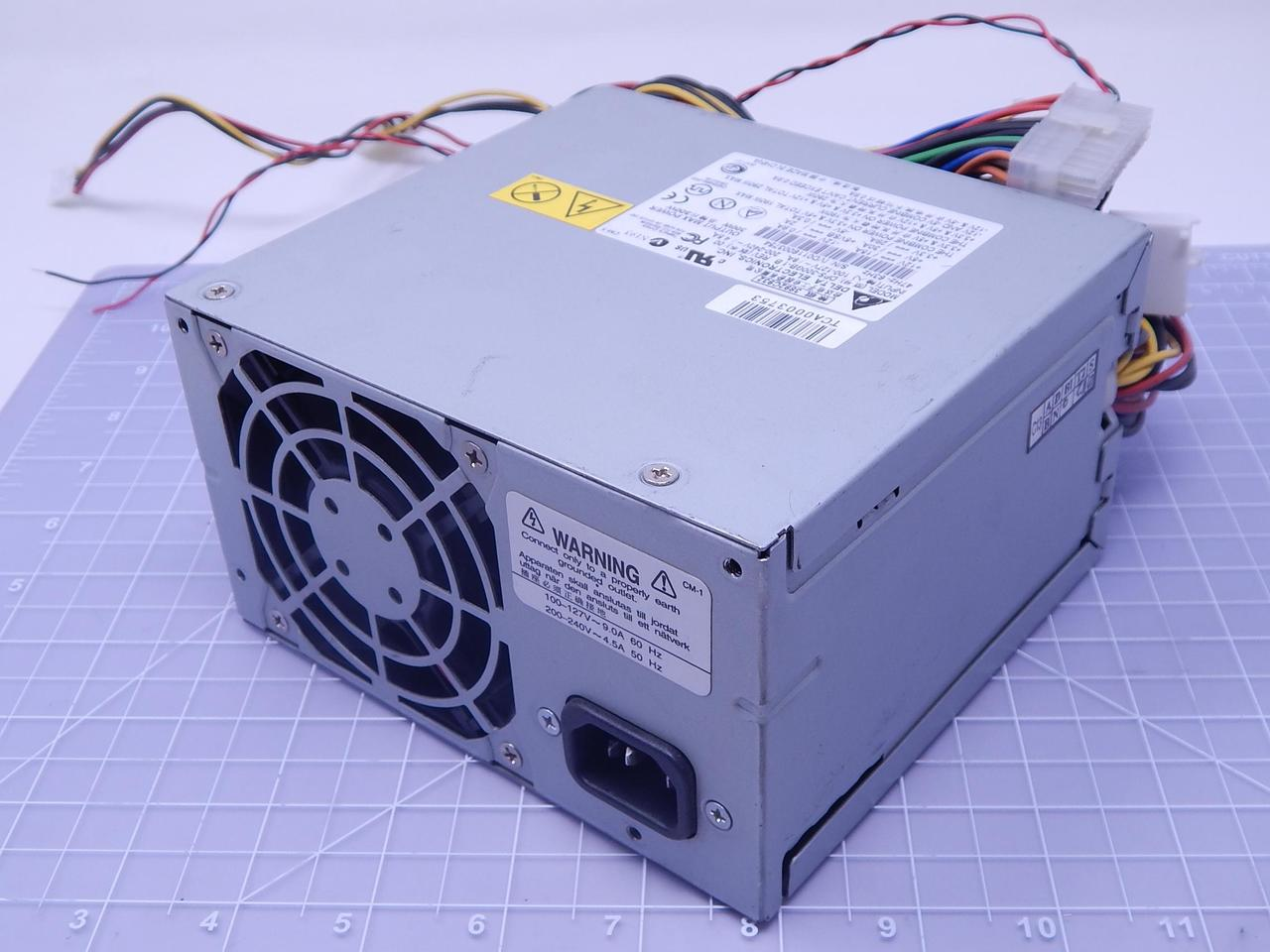 Prly Wired Electrical Panel | Delta Electronics Dps 300gb 1b Power Supply T112752 Test Equipment