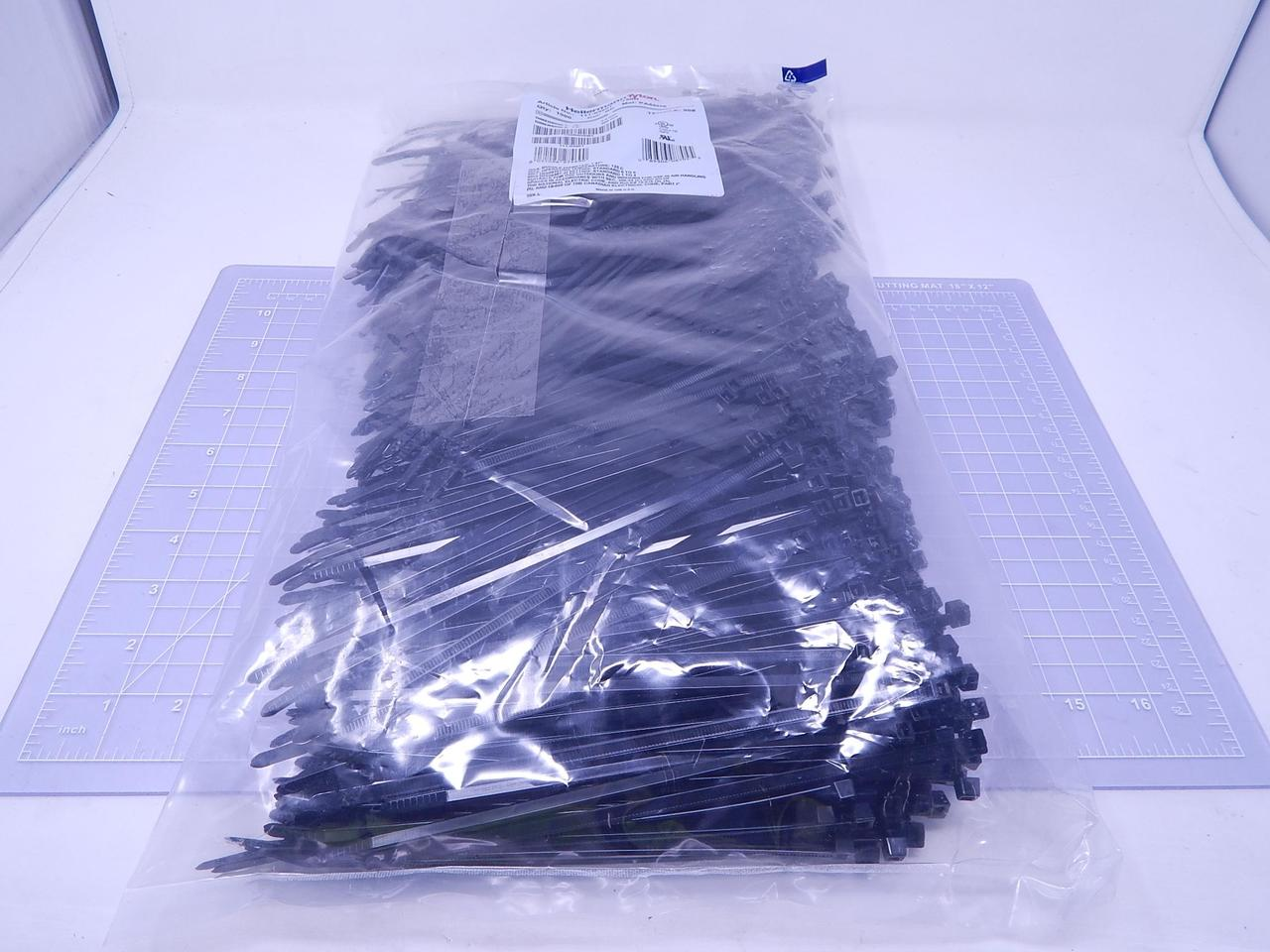 d82490dc6214 Lot of 1000 Hellermann Tyton 111-04901 Cable Ties T113011 - Test ...
