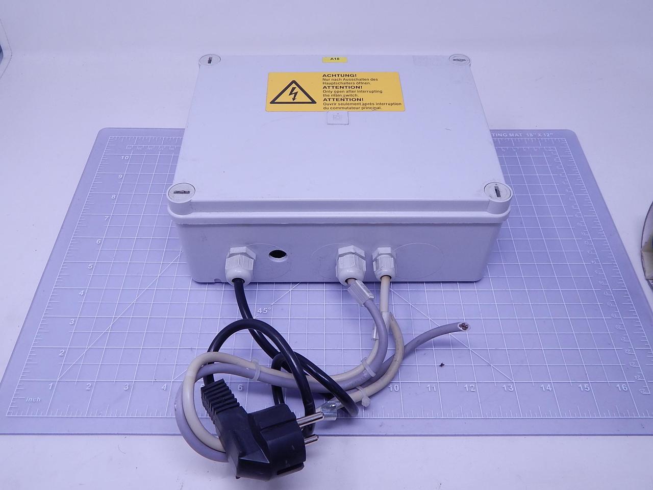 SKF CAEN 10R-V03 Control Unit For Linear Actuator T114354