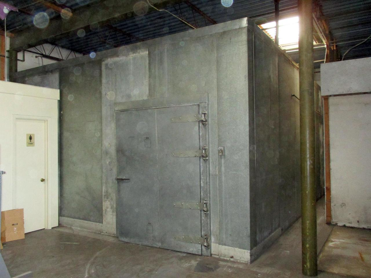 Walk In Freezer For Sale >> Walk In Freezer Cold Room 23x18x10 T120455 Test Equipment And