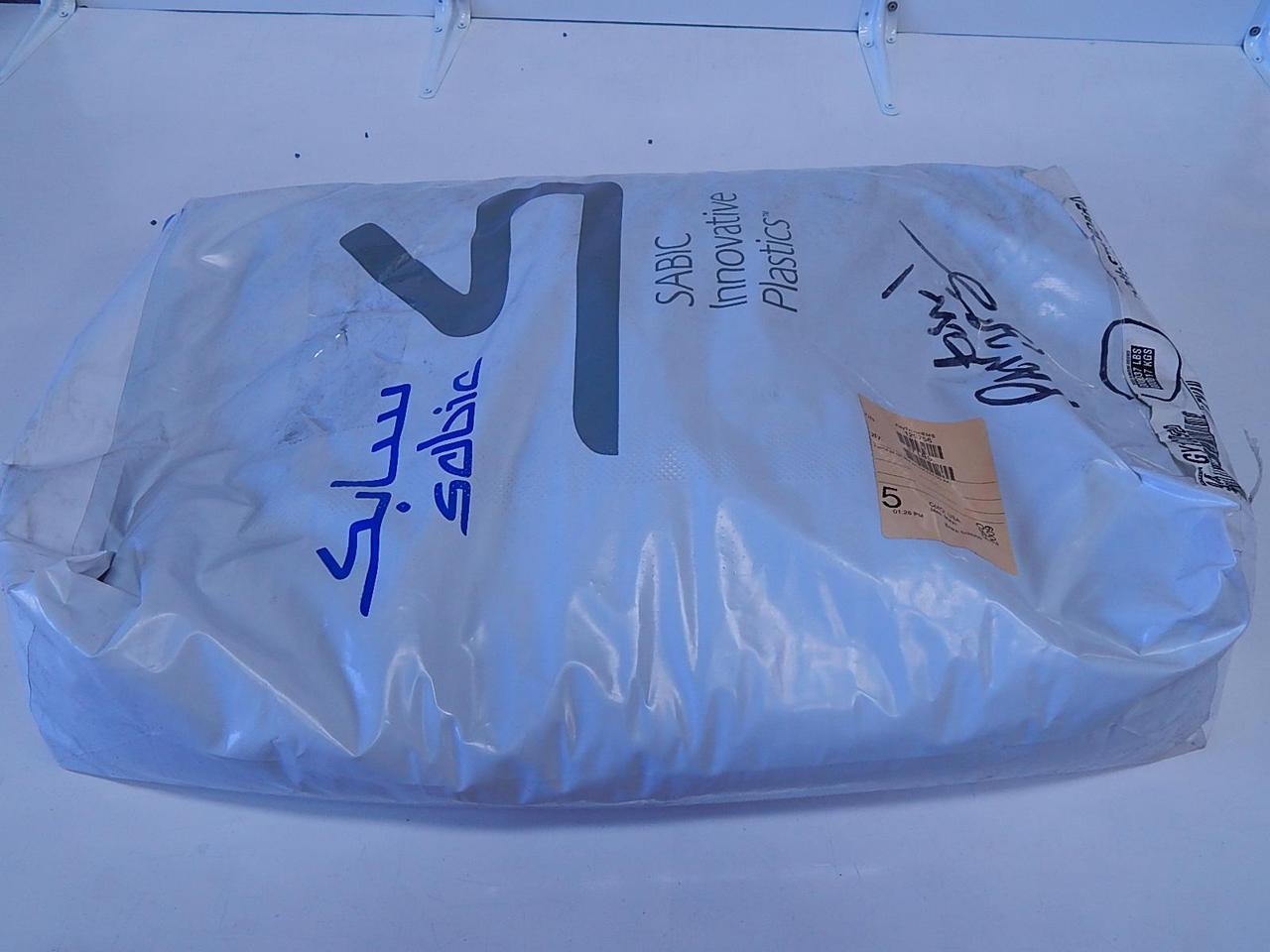 Sabic Innovative Plastics 940-GY1C090, 129756 Plastic Resin 37 lbs T89324