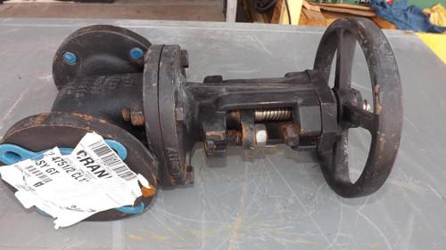 "Details about  /Crane 3735 Bronze Solder Joint Gate Valves ½"""