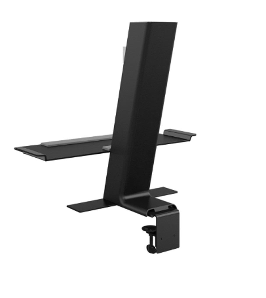 Humanscale QuickStand, Black - New