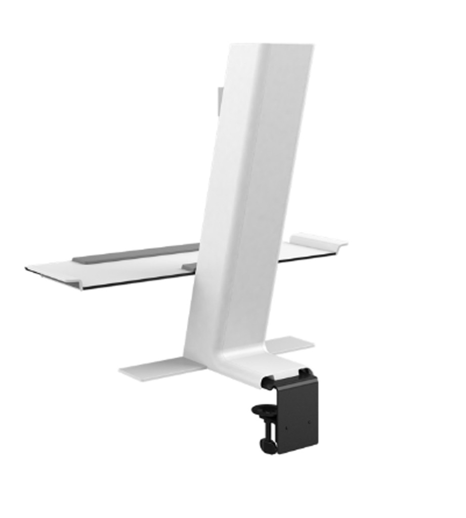 Humanscale QuickStand, White - New