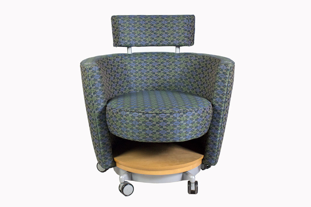 Haworth Hello Lounge Chair -Preowned