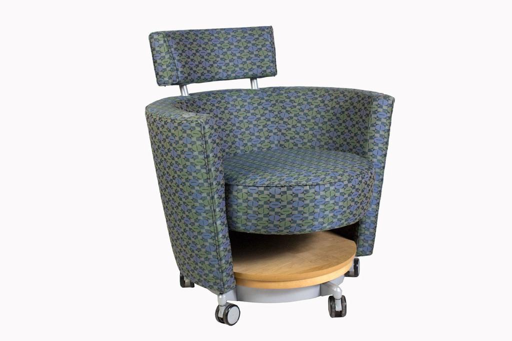 Haworth Hello Lounge Chair -Used