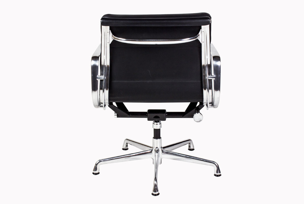 Herman Miller Eames Soft Pad Management Chairs w/ Glides - Used