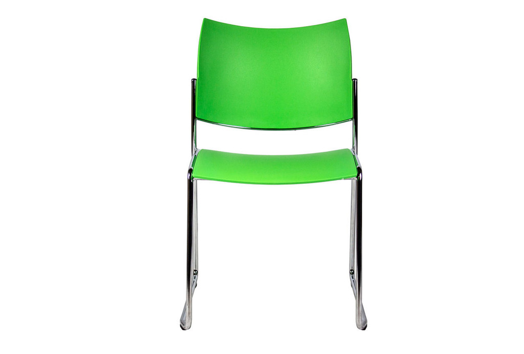 National Green Side Chair - New