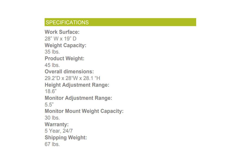 Quickstand Eco Daul Monitor - New