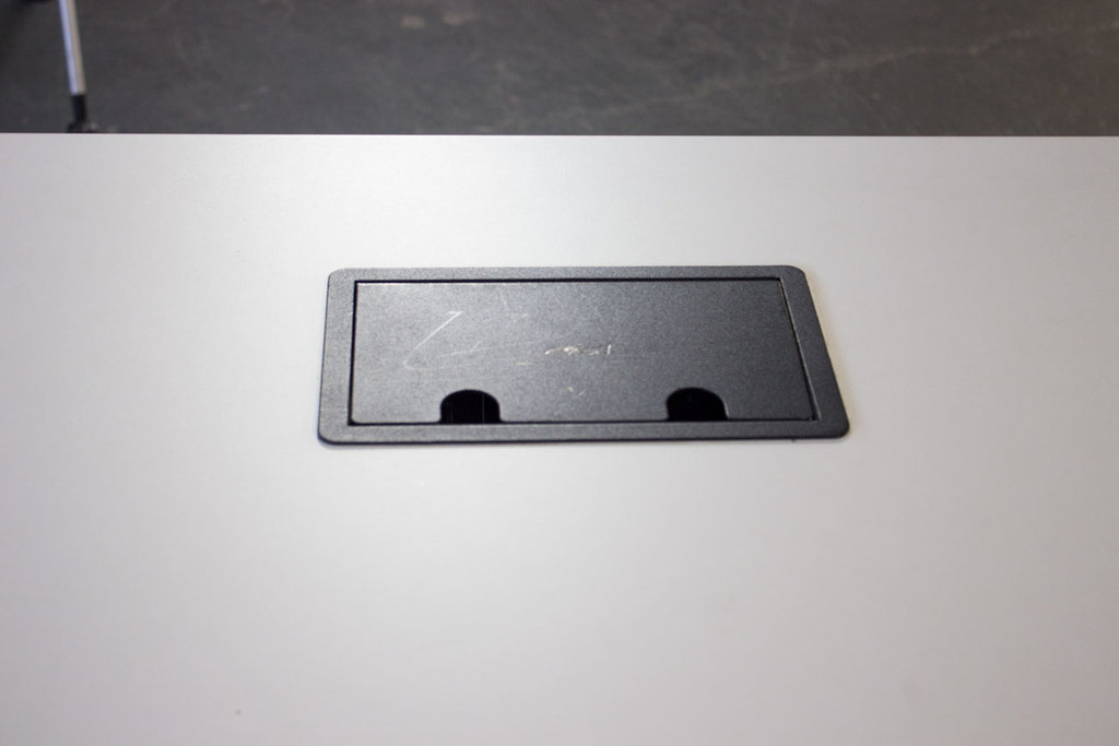 "Coalesse Vecta Kart Table 72"" x 30"" - Used"