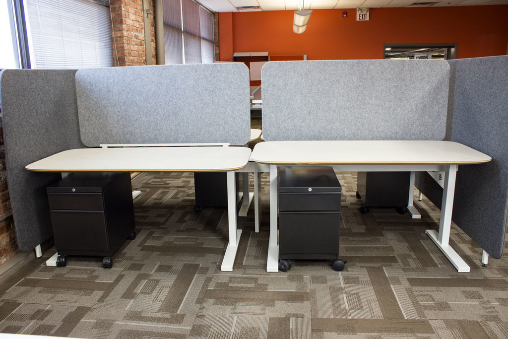 Watson Furniture Double Side Benching  - Preowned