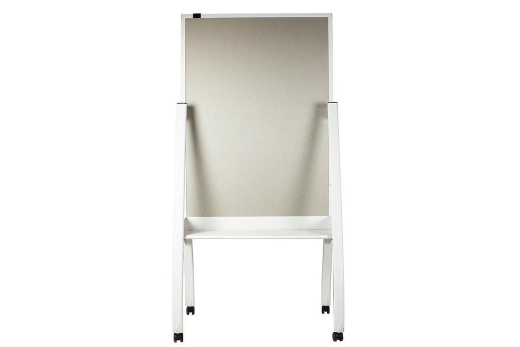 Mobile Whiteboard Easel- Used