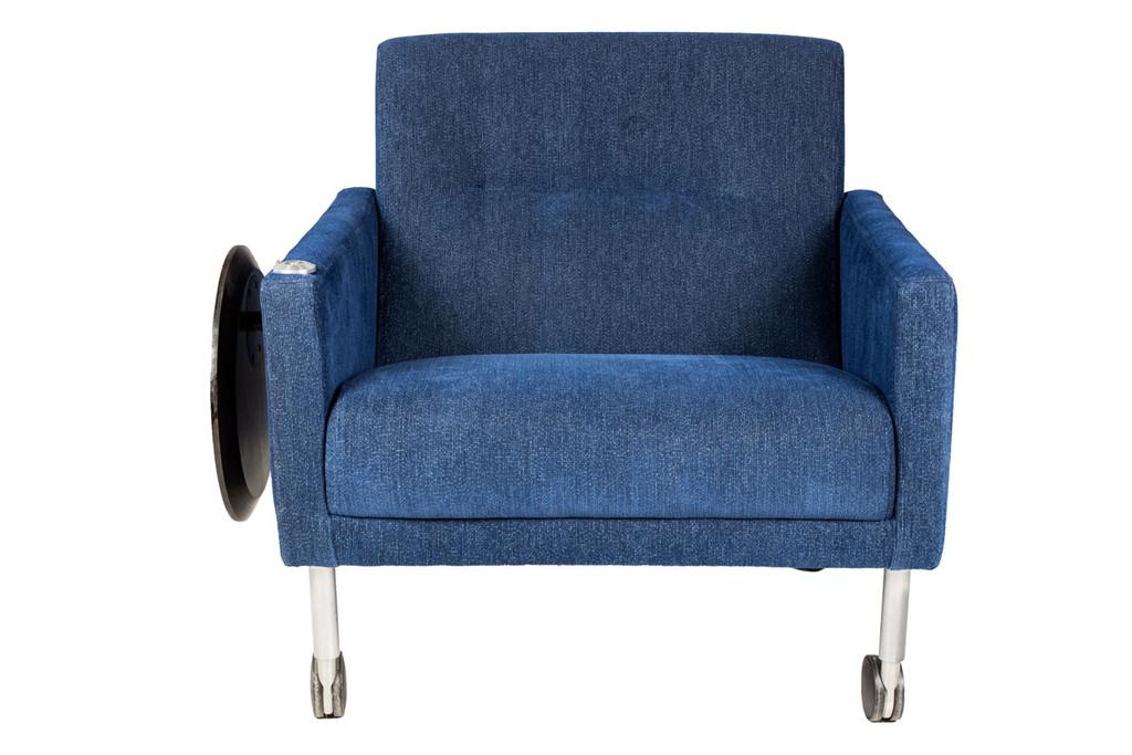 Coalesse Sidewalk Lounge Chair -Refurbished