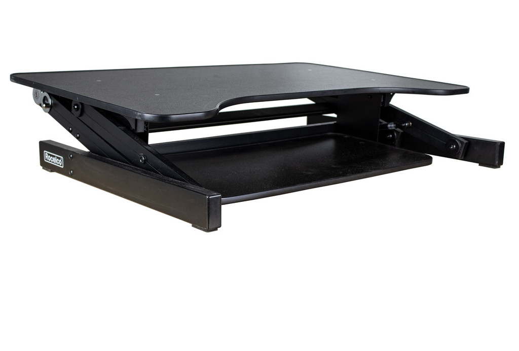 Rocelco Height Adjustable Standing Desk - Used