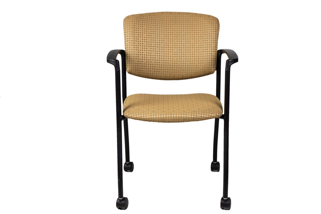 AIS Guest chair w/ Casters - Preowned