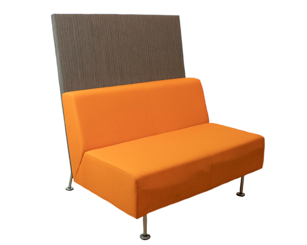 Coalesse Bix Two-Seat Lounge  -Preowned