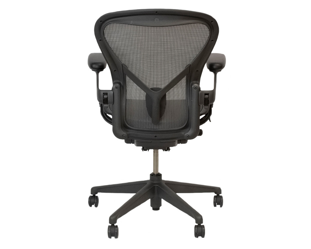 Herman Miller Aeron Task Chair Remastered C - Posture Fit -Preowned