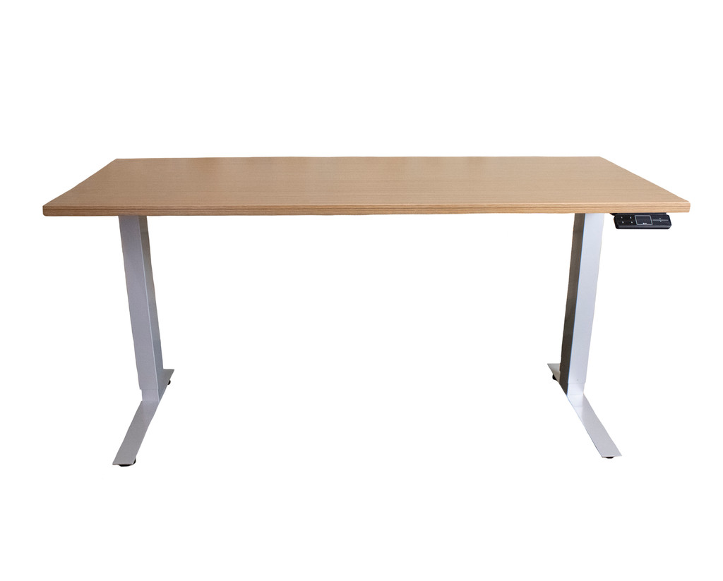 Compel HiLo™ Height Adjustable Base - Grey C-Leg - New