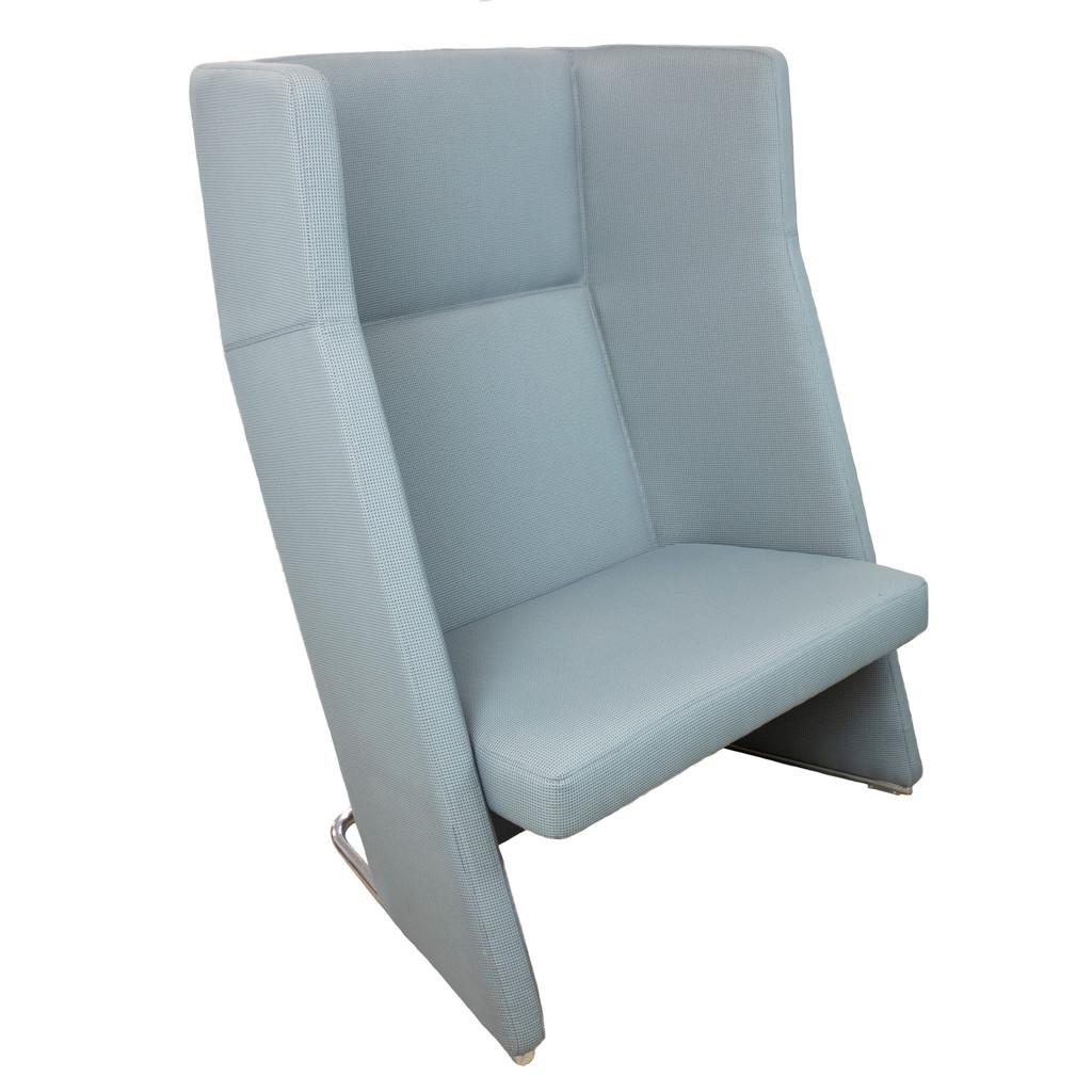Keilhauer Talk High Back Tub Chair - Preowned