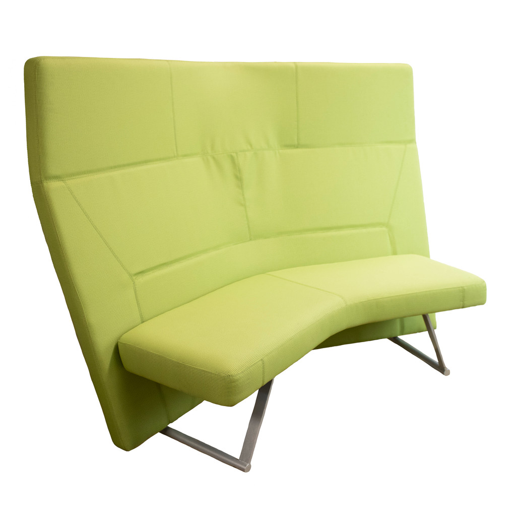 Keilhauer High Back Two Seat Lounge - Preowned